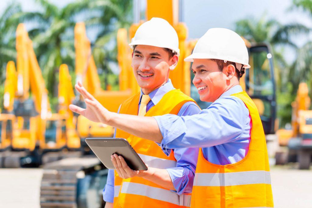 外国人建設就労者受入事業