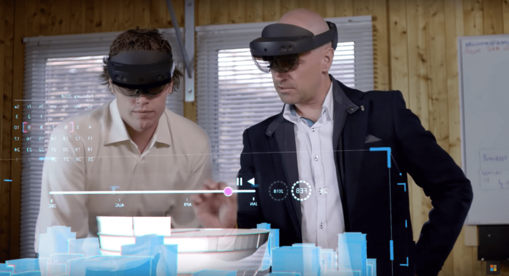 Microsoft HoloLens 2_synchro