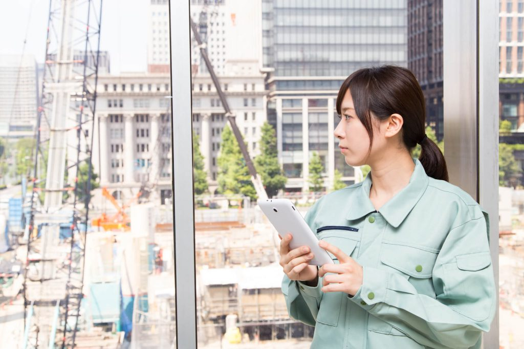 超高速通信「5G」で、建設現場はどう変わる?
